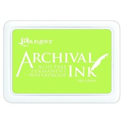 AIP70801 - Ranger Archival Ink pad - sea grass 801