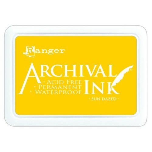 Tim Holtz AIP70818 - Ranger Archival Ink pad - sun dazed 818