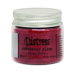 TDE70979 - Ranger Distress Embossing Glaze Fired Brick 979 Tim Holtz