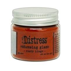 TDE71013 - Ranger Distress Embossing Glaze Rusty Hinge 013 Tim Holtz