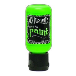 DYQ70443 - Ranger Dylusions Paint Flip Cap Bottle 29ml - Cut Grass 443