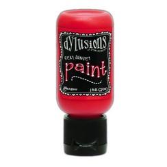 DYQ70474 - Ranger Dylusions Paint Flip Cap Bottle 29ml - Fiery Sunset 474