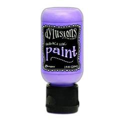 DYQ70511 - Ranger Dylusions Paint Flip Cap Bottle 29ml - Laidback Lilac 511