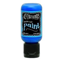DYQ70542 - Ranger Dylusions Paint Flip Cap Bottle 29ml - London Blue 542