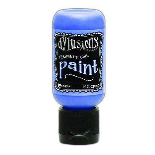Tim Holtz DYQ70580 - Ranger Dylusions Paint Flip Cap Bottle 29ml - Periwinkle Blue 580