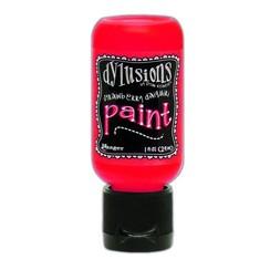 DYQ70665 - Ranger Dylusions Paint Flip Cap Bottle 29ml - Strawberry Daiquiri 665