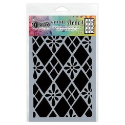 DYS75295 - Ranger Dylusions Stencils Diamond Are Forever - Small 295