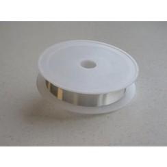 12270-7002 - Silver plated koperdraad 0,6 mm 6 MT -7002