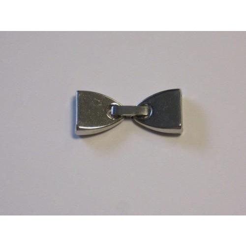 12281-8104 - Koordsluiting platinum 13x28mm (gat 20x90mm) 1 ST -8104
