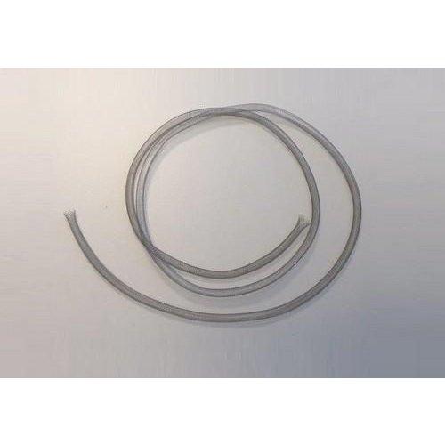 12348-4801 - Metaal Fish Net Tube zilver 5mm 1MT -4801