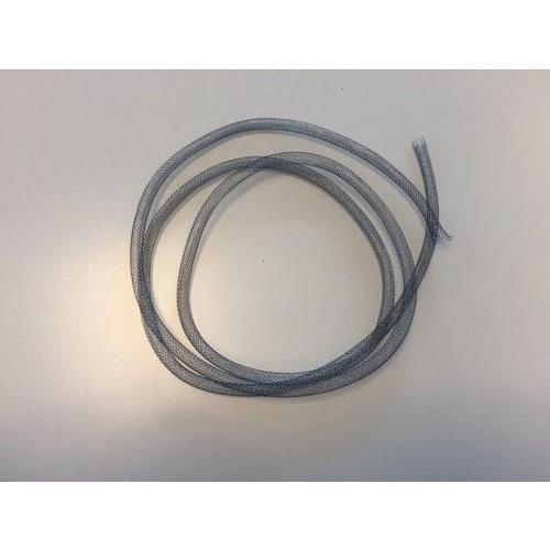 12348-4803 - Metaal Fish Net Tube anthraciet 5mm 1MT -4803