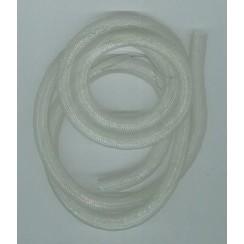 12298-9802 - Fish Net Tubes 8mm wit 1 MT -9802
