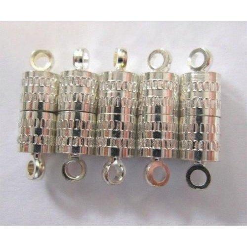 10301-0921 - Magneet sluiting Ton 8mm 5 ST platinum -0921