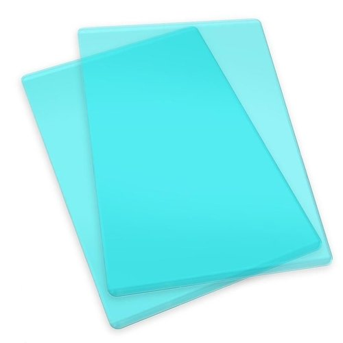 Sizzix 660522 - Sizzix Accessory - Cutting pads standard 1 pair (mint) 2