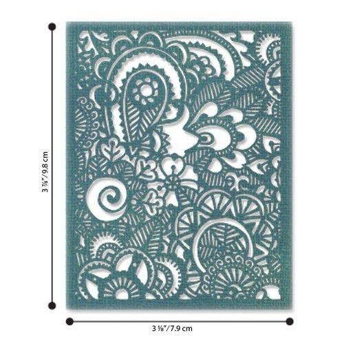 Sizzix 664432 - Sizzix - Thinlits Die Doodle Art #2 2 Tim Holtz