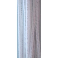 12271-7101 - Chenille wit 6mm x 30cm 20st