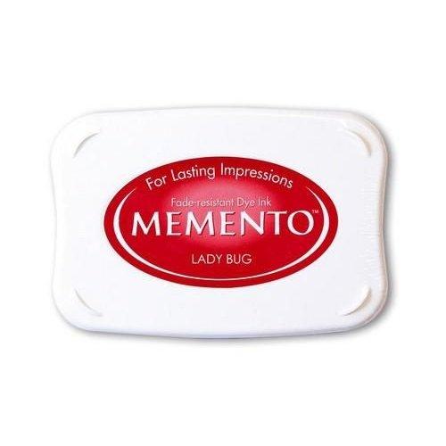 ME-300 - Memento Inkpad Lady Bug