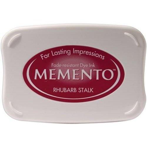 ME-000-301 - Memento Inkpad Rhubarb Stalk