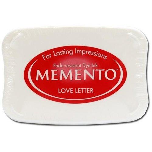ME-000-302 - Memento Inkpad Love Letter