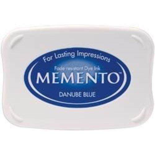 ME-000-600 - Memento Inkpad Danube Blue