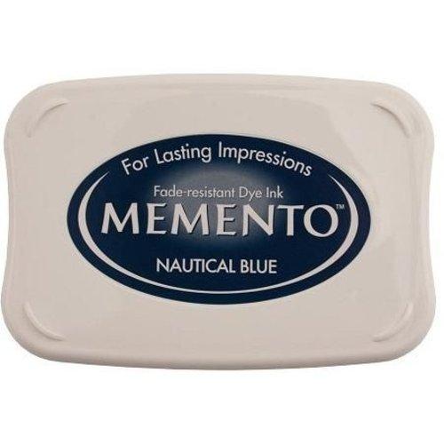 ME-000-607 - Memento Inkpad Nautical Blue