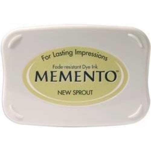 ME-000-704 - Memento Inkpad New Sprout
