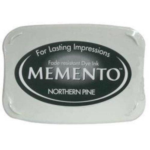 ME-000-709 - Memento Inkpad Northern Pine