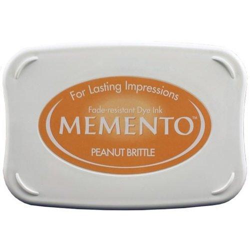 ME-000-802 - Memento Inkpad Peanut Brittle