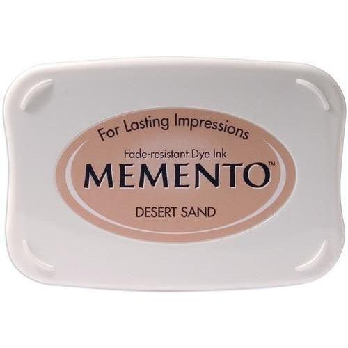 ME-000-804 - Memento Inkpad Desert Sand