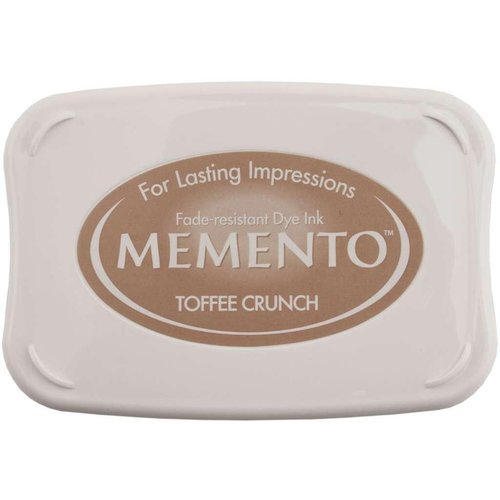 ME-000-805 - Memento Inkpad Toffee Crunch