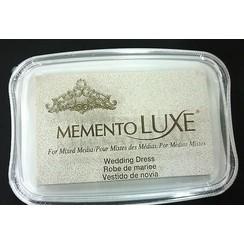 ML-000-910 - Memento Luxe Inkpad-Wedding Dress