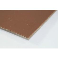 340800/0030 - CraftEmotions Lino plaat zacht, glad 2,5mm 21x15cm