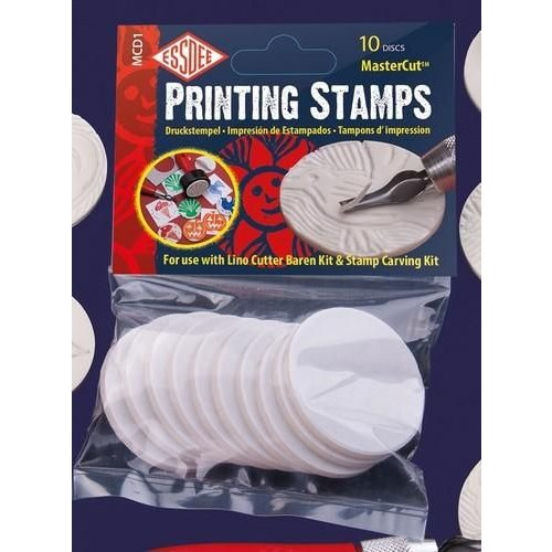 MCD1 - Essdee MasterCut stamps zelfklevend 45mm 10st