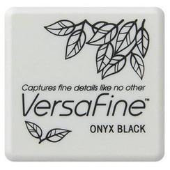 VF-SML-082 - VersaFine Small Inkpad-Onyx Black
