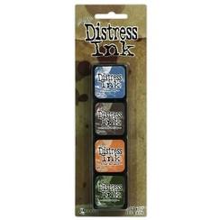 TDPK40392 - Ranger Distress Mini Ink Kit 9 0392 Tim Holtz