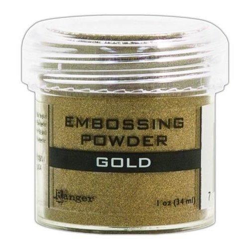 EPJ37354 - Ranger Embossing Powder 34ml - gold 354