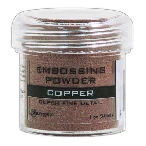 EPJ36661 - Ranger Embossing Powder 34ml - super fine copper 661