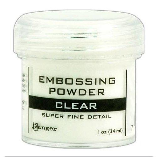 EPJ37385 - Ranger Embossing Powder 34ml - super fine clear 385