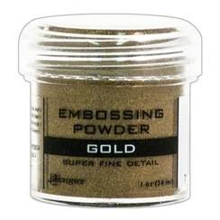 EPJ37408 - Ranger Embossing Powder 34ml - super fine gold 408