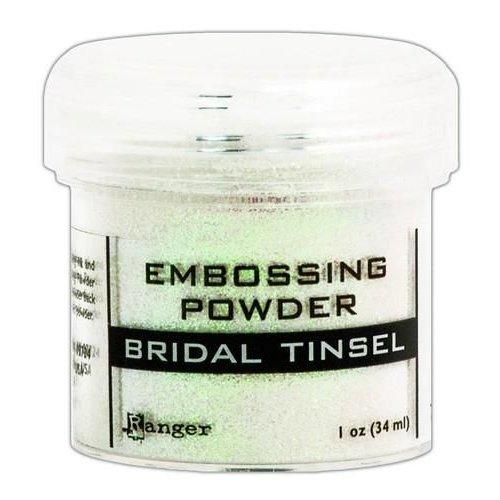 EPJ37446 - Ranger Embossing Powder 34ml - bridal tinsel 446