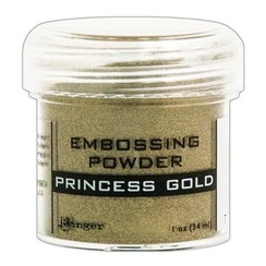 EPJ37477 - Ranger Embossing Powder 34ml - princess gold 477