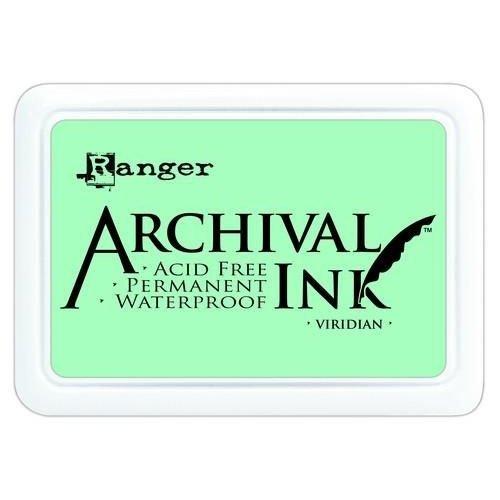 AIP0669 - Ranger Archival Ink pad - viridian 69