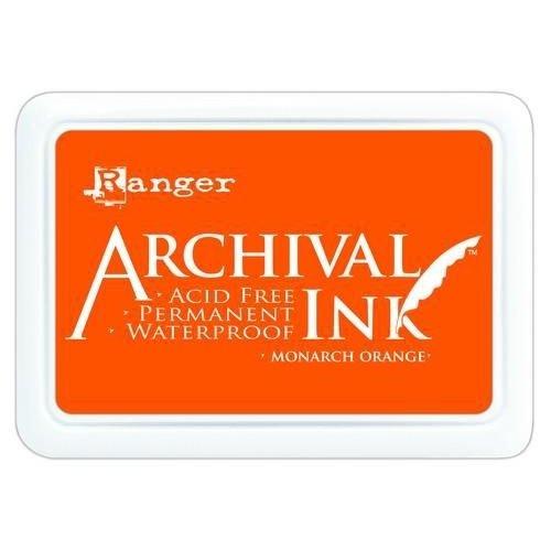 AIP31239 - Ranger Archival Ink pad - monarch orange 239