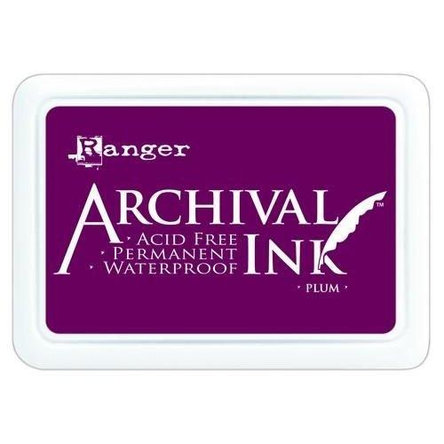 AIP31499 - Ranger Archival Ink pad - plum 499