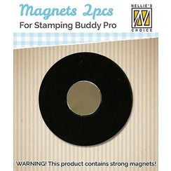 STBM001 - Spare magnets 2 pcs for stamping buddy Pro STB002