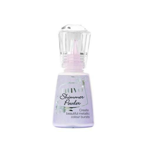 1212N - Nuvo Shimmer powder - violet brocade