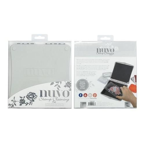 973N - Nuvo stamp cleaning pad 19x19cm