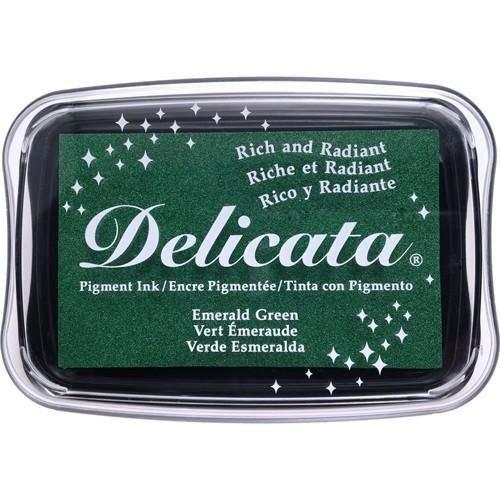 DE-000-321 - Delicata Emerald Inkpad