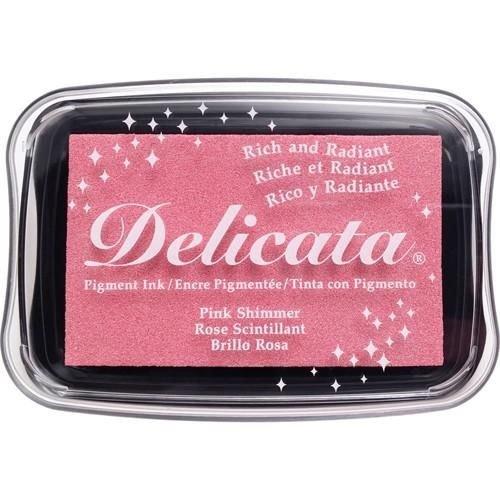 DE-000-333 - Delicata Pink Shimmer Inkpad