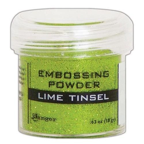EPJ64541 - Ranger Embossing Powder 34ml -  Lime Tinsel 541